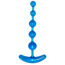 Blue Anchors Away Anal Beads ~ GT2087BL